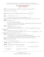GV dạy Toán 9 nên tham khảo