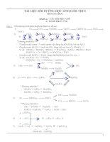 Tài liệu bồi dưỡng HSG Hóa học ( Sưu tầm )