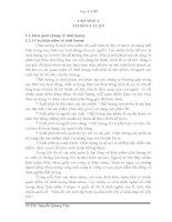 MỘT SỐ GIẢI PHÁP NHẰM HOÀN THIỆN QUY TRÌNH ĐẢM BẢO CHẤT LƯỢNG TẠI CÔNG TY TNHH THIÊN HỒNG PHÚC