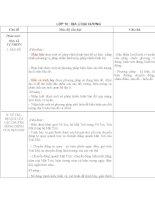 Chuẩn kiến thức-kĩ năng Địa 10-11-12