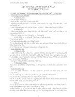 BDHS Giỏi 8 Phần tự nhiên VN
