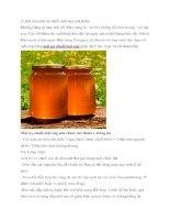 2 cách làm mặt nạ chuối mật ong