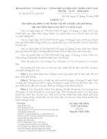 THÔNG TƯ 28 QUY ĐỊNH CHẾ ĐỘ LÀM VIỆC CỦA ĐỐI VỚI GIÁO VIÊN PHỔ THÔNG