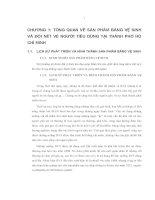 TỔNG QUAN VỀ SẢN PHẨM BĂNG VỆ SINH VÀ ĐÔI NÉT VỀ NGƯỜI TIÊU DÙNG TẠI THÀNH PHỐ HỒ CHÍ MINH