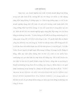 THỰC TRẠNG HOẠT ĐỘNG VÀ MỘT SỐ GIẢI PHÁP ĐỀ XUẤT NÂNG CAO HOẠT ĐỘNG MARKETING CỦA HÃNG NOKIA