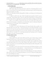 Tiềm năng và vai trò của định mức tín nhiệm đối với NHTM việt nam