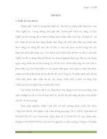 BIỆN PHÁP GIẢM THIỂU TÁC ĐỘNG XẤU, PHÒNG NGỪA VÀ ỨNG PHÓ SỰ CỐ MÔI TRƯỜNG CỦA DỰ ÁN XÂY DỰNG KHU NHÀ Ở DỊCH VỤ TỔNG HỢP VINHLAND XÃ NGHI KIM THÀNH PHỐ VINH