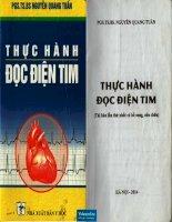 Hướng dẫn đọc điện tim  PGS.TS Nguyễn Quang Tuấn