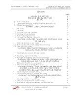 Báo cáo Đánh giá tác động môi trường (ĐTM) của mỏ đá cát kết Lộc Trung xã Lộc Ninh huyện Dương Minh Châu tỉnh Tây Ninh, cụng suất 800.000m3năm