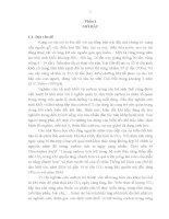 đồ án  kỹ thuật máy xây dựng Nghiên cứu đặc điểm sinh khối và tích lũy carbon của loài cây Re Bầu (Cinnamomun bejolghota), Vàng Anh (Saraca dives) ở rừng phục hồi sau khai thác kiệt IIB tại Đại Từ, tỉnh Thái Nguyên