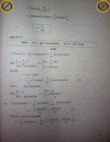 Tích phân lượng giác P4