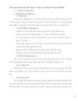 Tiểu luận môn Đạo Đức Kinh Doanh : Nước súc miệng khử trùng LISTERINE