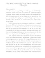 một số kinh nghiệm nhỏ về vấn đề n tính tự học môn ngữ văn ở trường THPT Trần Phú