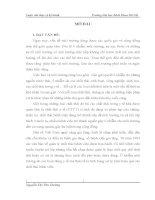luận văn kỹ thuật môi trường ĐÁNH GIÁ CÔNG TÁC THU GOM, XỬ LÝ CHẤT THẢI RẮN Y TẾ TẠI BỆNH VIỆN ĐA KHOA QUẢNG NINH VÀ ĐỀ XUẤT CÁC BIỆN PHÁP CẢI THIỆN