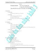 Giáo Án Âm Nhạc Lớp 3 - Tiết 24