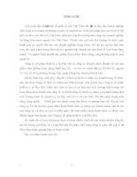 luận văn khoa marketing  Hoàn thiện dịch vụ chăm sóc khách- nhà thuốc cho tuyến sản phẩm thực phẩm chức năng của Công ty cổ phần thiết bị y tế Phú Hải trên thị trường Hà Nội