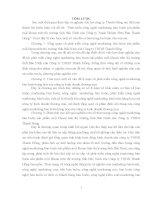 luận văn khoa marketing  Phát triển công nghệ marketing bán buôn sản phẩm mũi khoan trên thị trường tỉnh Bắc Ninh của Công ty Trách Nhiệm Hữu Hạn Thanh Hồng