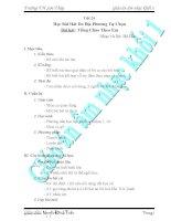 Giáo Án Âm Nhạc Lớp 1 - Tiết 24