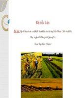 lập kế hoạch kinh doanh trong nông nghiệp.ptp