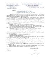 Cong van so 44/PGD - TCCB ngay 16/3/2011 v/v  huong dan  dang ki nghi Huu truoc tuoi nam 2011