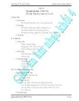 Giáo Án Âm Nhạc Lớp 4 - Tiết 24