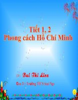 Giáo án bồi dưỡng thao giảng, thi giáo viên ngữ văn 9 bài Phong cách Hồ Chí Minh (12)