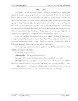luận văn khoa thương mại điện tử  Hoàn  thiện mô hình bán lẻ trực tuyến trên website lingo.vn của Công ty Cổ phần Thương mại Điện tử Lingo