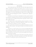 luận văn tài chính ngân hàng  Quản trị rủi ro tín dụng tại Ngân hàng TMCP phát triển thành phố Hồ Chí Minh – chi nhánh Hà Nội – phòng giao dịch Kinh Đô