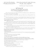 KE HOACH TO CHUC KI NIEM NGAY 22/12