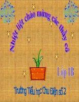 Học vần:o-c(Hương_Chu Điện 2)