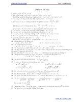 Bài tập bồi dưỡng HSG toán 9