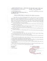Số: 51/PGDĐT-TCCB ngày 18/3/2011 v/v nhắc nhở việc ký hợp đồng lần đầu và hợp đồng làm việc