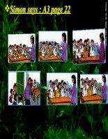 Giáo án bồi dưỡng thao giảng, kiểm tra HĐSP tiếng anh lớp 6 Unit 2 At school (2)