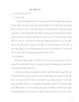 RÈN LUYỆN KỸ NĂNG GIẢI BÀI TOÁN TOẠ ĐỘ TRONG KHÔNG GIAN TỪ MỘT BÀI TẬP ĐẠI SỐ CHO HỌC SINH THPT