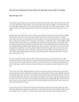 Về mối quan hệ giữa cái toàn thể và cái bộ phận trong triết học Hêgen