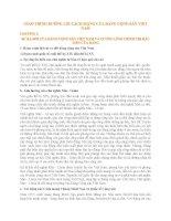 GIÁO TRÌNH ĐƯỜNG lối CÁCH MẠNG của ĐẢNG CỘNG sản VIỆT NAM DHBKHCM