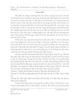 tóm tắt luận văn thạc sĩ Quy chế đấu thầu- cơ sở pháp lý và thực tiễn áp dụng tại Tổng ng ty Sông Đà.