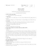 Bài 38. Thực hành viết báo cáo ngắn về kênh đào Xuyê và panma