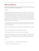 Những lưu ý khi làm bài điền từ môn Tiếng Anh