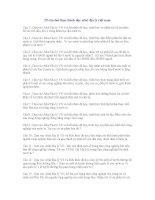 25 câu hỏi thực hành đọc atlat Việt Nam