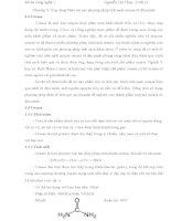ĐỒ ÁN CÔNG NGHỆ 1-CHƯƠNG 3-Ứng dụng khảo sát các phương pháp tinh sạch urease từ đậu nành