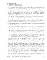 CLOUD COMPUTING VÀ ỨNG DỤNG CỦA NÓ TRONG VIỆC PHỐI HỢP VỚI GIS ĐỂ THEO DÕI HÀNH TRÌNH , KHỐI LƯỢNG CỦA XE VẬN CHUYỂN XĂNG DẦU