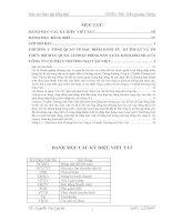 Một số đánh giá về hoạt động kinh doanh và tình hình tổ chức hạch toán kế toán tại Công ty Cổ phần Thương Mại Tâm Việt