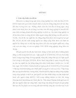 luận văn thạc sĩ  Nâng cao chất lượng đào tạo nghề cho lao động nông thôn theo đề án 1956 ở TP Hà Nội