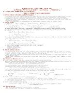 Chuong 8 Dan xuat halogen - Ancol - Phenol