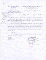 Bổ sung thành phần hồ sơ xét chuyển loại viên chức(nộp gấp bộ phận TCCB)
