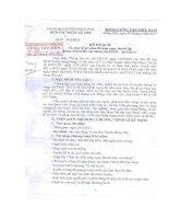 Số: 01-KH/BCĐ ngày 17/3/2011 Kế hoạch Tổ chức kỷ niệm 80 năm ngày thành lập Đoàn TNCS HCM (26/3/1931 - 26/3/2011)