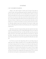THỰC TRẠNG CÔNG TÁC BẢO TOÀN VÀ PHÁT TRIỂN VỐN TỰ CÓ TẠI CÁC NGÂN HÀNG THƯƠNG MẠI CỔ PHẦN VIỆT NAM