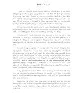 luận văn quản trị nhân lực Một số ý kiến nhằm nâng cao các biện pháp tạo động lực cho người lao động ở công ty Bao bì Việt Nam