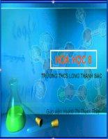 Giáo án tham khảo bồi dưỡng thao giảng, thi giáo viên hoá học lớp 8 Bài Nguyên tố hoá học (32)